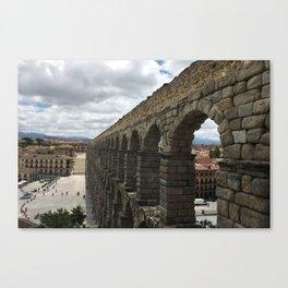 Segovia, Spain Canvas Print