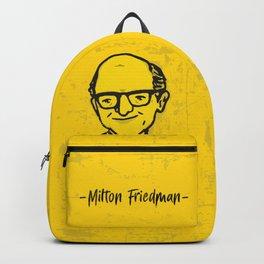 Milton Friedman Backpack