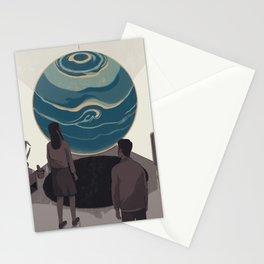Center Stationery Cards