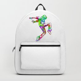 Hip Hop Colorful Backpack