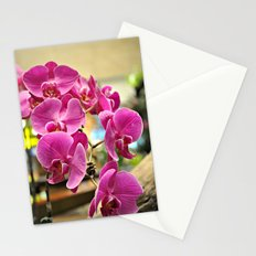 Orchids in Singapore Stationery Cards