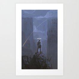 The Remnant Art Print