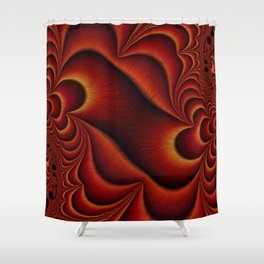 Relax with Frax Shower Curtain