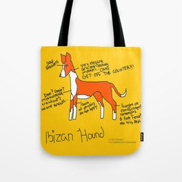 Ibizan2 Tote Bag