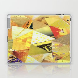 Collage - They Call Me Mellow Yellow Laptop & iPad Skin