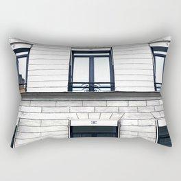 coco boutique paris building Rectangular Pillow