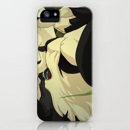 Pangoro Scolding iPhone Case