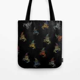 Magic Frogs Tote Bag