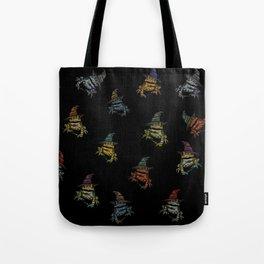 Magic Frogs Tote Bag
