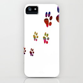 Paw Cat iPhone Case