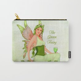 Absinthe the Green Fairy Carry-All Pouch
