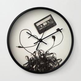 Feel the Music - 2 Wall Clock