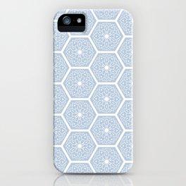 Flower Tiles iPhone Case