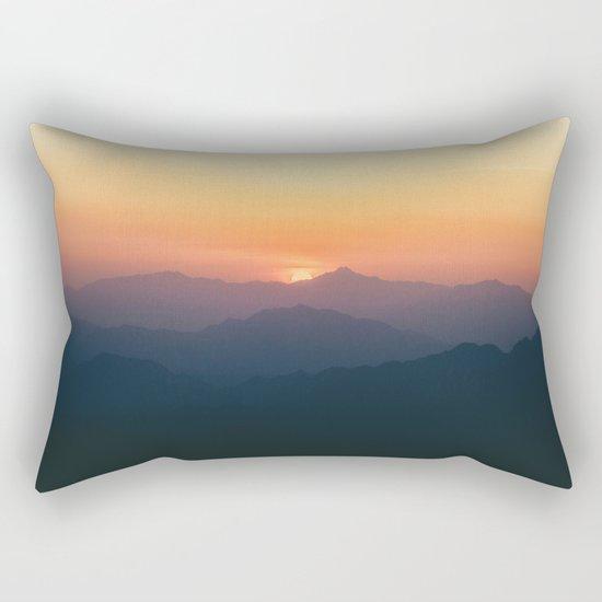 Huanghuecheng, China Rectangular Pillow