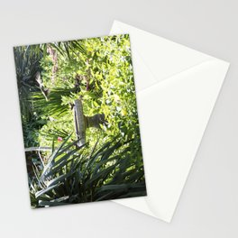 Japanese Roof Iris Garden Stationery Cards