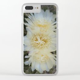 Tres Amigas Clear iPhone Case