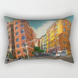 AFTERNOON NEW YORK Rectangular Pillow