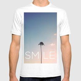 Palm tree Smile T-shirt