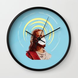 Save Lives Wall Clock