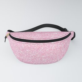 Apink color Fanny Pack