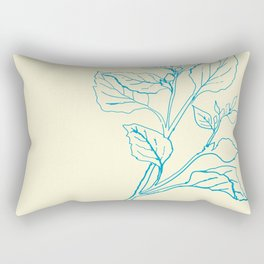 Darkness (And the Light to End It) Rectangular Pillow