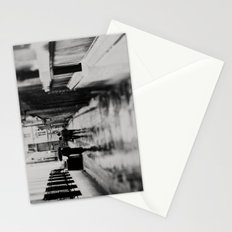 in black and white ...  Stationery Cards