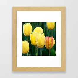 There's Always One! Framed Art Print