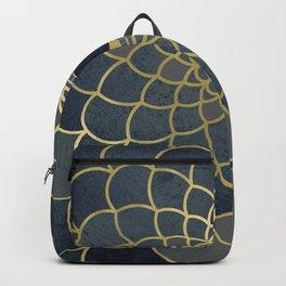 Mystical Moon Mandala Backpack
