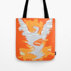 River Phoenix - Autumn Tote Bag