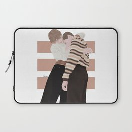 Henrik Holm and Tarjei Sandvik Moe | skam cast Laptop Sleeve