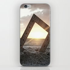 Picture Perfect Beach  iPhone & iPod Skin