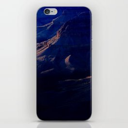 Grand Canyon Subtle Evening Light iPhone Skin