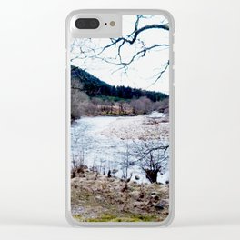 The Glen Clear iPhone Case