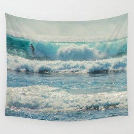 SURF-ACING Wall Tapestry