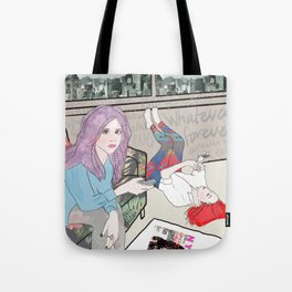 whatever forever Tote Bag