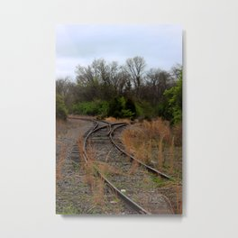 The Switch Metal Print