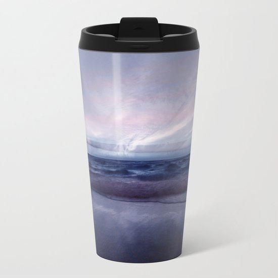 Coast Metal Travel Mug