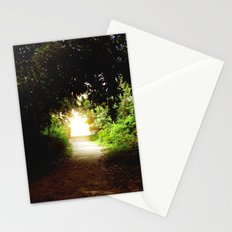 Come to the Light Stationery Cards