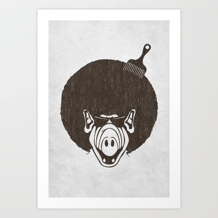 Alfro Art Print