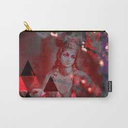 Krishna Reprise - The Hindu God Carry-All Pouch
