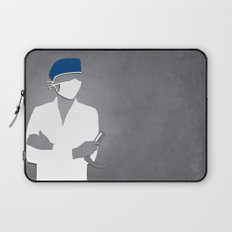 Anesthesiology Laptop Sleeve