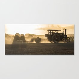 Dorset Steam Rally 1 Canvas Print