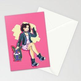 Roxy (Marnie) sword/shield Stationery Cards