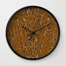maserung Wall Clock