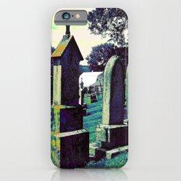 Graveyard iPhone Case