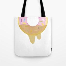 Dunked Donut Tote Bag