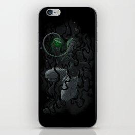 Last Breath iPhone Skin
