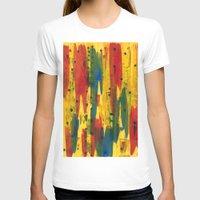 camo T-shirts featuring Camo by Dariush Nejad