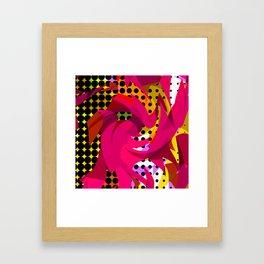 big day! Framed Art Print