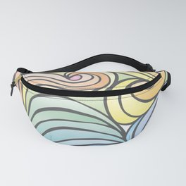 The Swirly Whirly Fanny Pack
